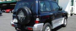 maglownica do Mitsubishi Galloper