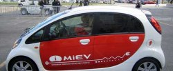 maglownica do Mitsubishi i-MiEV