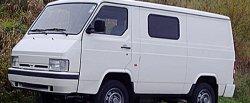 maglownica do Nissan Trade