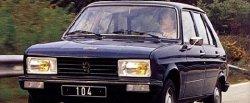 maglownica do Peugeot 104