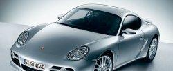 maglownica do Porsche Cayman
