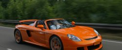 maglownica do Porsche Carrera GT