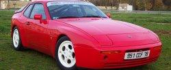 maglownica do Porsche 944