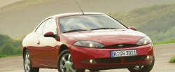 maglownica do Ford Cougar