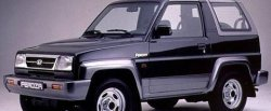 maglownica do Daihatsu Feroza