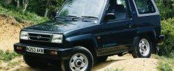 maglownica do Daihatsu Sportrak