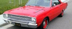 maglownica do Dodge Dart