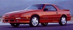 maglownica do Dodge Daytona