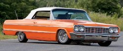 maglownica do Chevrolet Impala