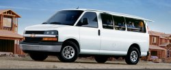 maglownica do Chevrolet Express