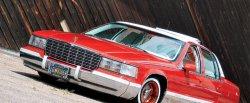maglownica do Cadillac Fleetwood