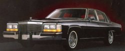 maglownica do Cadillac Brougham