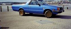 maglownica do Subaru 1800 Coupe