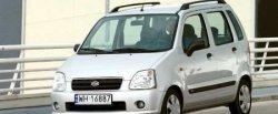maglownica do Suzuki Wagon R+