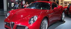 maglownica do Alfa Romeo RS/SZ