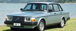 maglownica do Volvo 240