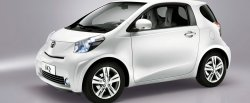 maglownica do Toyota iQ
