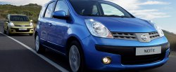 maglownica do Nissan Note
