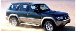 maglownica do Nissan Patrol