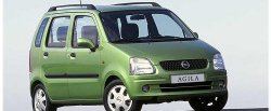 maglownica do Opel Agila