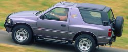 maglownica do Opel Frontera