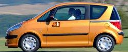 maglownica do Peugeot 1007