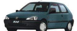 maglownica do Peugeot 106