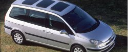 maglownica do Peugeot 807