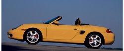 maglownica do Porsche Boxster