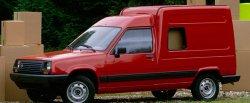 maglownica do Renault Express