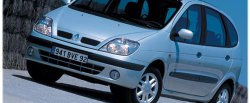 maglownica do Renault Scenic