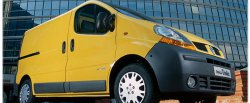 maglownica do Renault Trafic