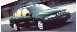 maglownica do Rover 400