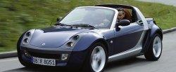maglownica do Smart Roadster