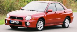 maglownica do Subaru Impreza
