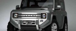 maglownica do Ford Bronco