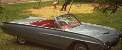 maglownica do Ford Thunderbird