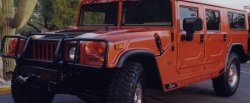 maglownica do Hummer H1