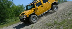 maglownica do Hummer H2
