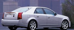 maglownica do Cadillac STS
