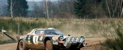 maglownica do Lancia Stratos