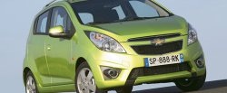 maglownica do Chevrolet Spark