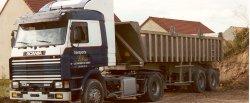 maglownica do Scania Seria 2