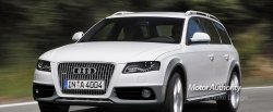 maglownica do Audi A4 Allroad
