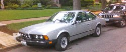 maglownica do BMW 633