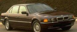 maglownica do BMW 735