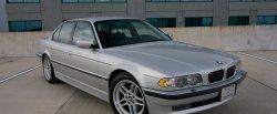 maglownica do BMW 740