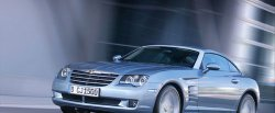 maglownica do Chrysler Crossfire