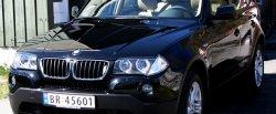 maglownica do BMW X3