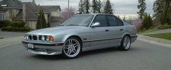 maglownica do BMW 540